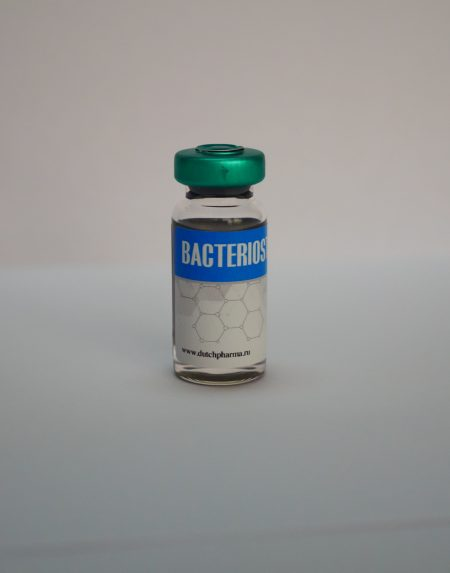 Bacteriostatic sterile water